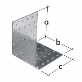 Uholnik montazny KM 9,   D 0069 (80x80x80x2)