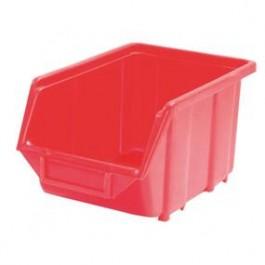 Box stohovaci cerveny vel.- 2   165x110x  75mm (35x)