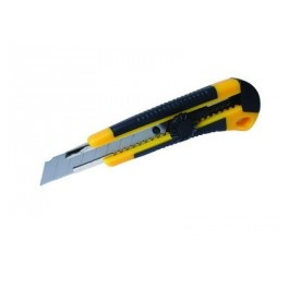 Nôž ulamovací L22 pogumovaný 18mm