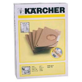 KARCHER vrecka filtracne papierove 5ks
