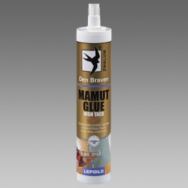 Lepidlo MAMUT GLUE HIGH TACK 290 ml biely