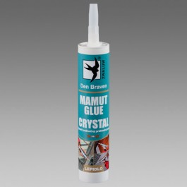 Lepidlo MAMUT GLUE CRYSTAL 290 ml transparent