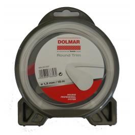 Lanko žacie  1,3mm/15m DOLMAR okrúhle 369.224.807