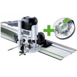 FESTOOL OF 1010 EBQ-Set + Box-OF-S 8/10x HW + Festool SERVICE all-inclusive