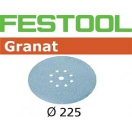 FESTOOL brúsne kotúče STF D225/8 P80 GR/25