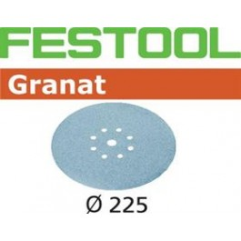 FESTOOL brúsne kotúče STF D225/8 P100 GR/25