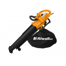 RIWALL REBV 3000 elektrický vysávač/fúkač