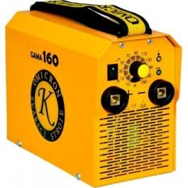 Zváračka - invertor Omicron GAMA 160 vrátane káblov