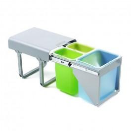 Kos na smeti plast. vysuvny EKKOFRONT 3