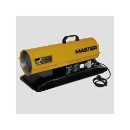 MASTER B 35 CEL naftový ohrievač s priamym spaľovaním