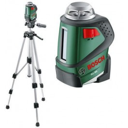 BOSCH PLL 360 Set laser líniový samonivelačný