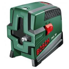 BOSCH PCL 20 krížový laser