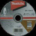 MAKITA B-12239 kotúč rezný 125x1,0x22,2mm nerez