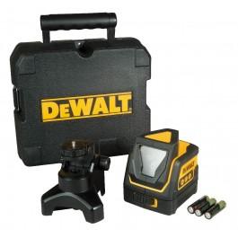DEWALT DW0811 čiarový a krížový laser 360°