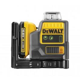 DEWALT DCE0811D1G laser zelený