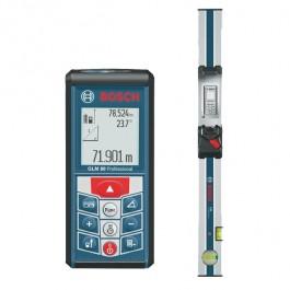 BOSCH GLM 80 + R 60 laserový merač vzdialenosti 0601072301