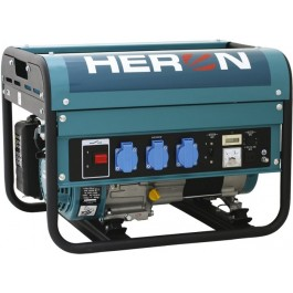 HERON EGM 30 AVR Elektrocentrála rámová benzínová