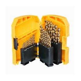 DEWALT DT7926 vrtáky do kovu EXTREME 2   29-dielna sada 1-13mm