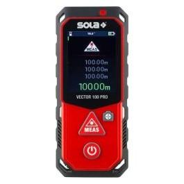 SOLA VECTOR 100 PRO laserový merač vzdialenosti 100m 71023101