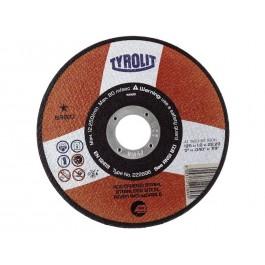 Kotuc rezny 125x1,0x22,23mm nerez TYROLIT Basic 41  A60