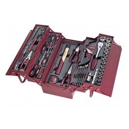 KRAFTWERK box s náradím 106-dielny