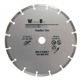DIA kotúč rezný 230mm Standard Line Workers Best