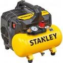 STANLEY DST 100/8/6 bezolejový kompresor 59dB
