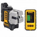 DEWALT DW089KD laser multiline + prijímač DE0892