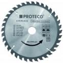 PROTECO 250(60z)x30/20x3,0 kotúč pílový