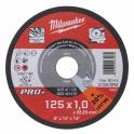 MILWAUKEE kotúč rezný 125x1,5mm