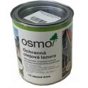 OSMO 712 ochranná olejová lazúra eben 0,75l