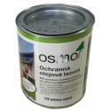 OSMO 729 ochranná olejová lazúra jedľovo zelená 0,75l