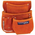 Taska na náradie bez opasku kozena 6-vrec.