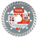 EXTOL 108951 DIA kotúč rezný 115mm turbo LONG LIFE