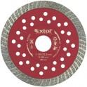 EXTOL Industrial diamantový kotúč Turbo Fast Cut 125mm 8703052