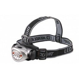 Lampa čelovka LED 8+2