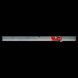 Lata stahovacia Al s 2 libelami SOLA 200cm