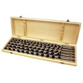 Špirálové vrtáky do dreva 460mm sada 6ks (10-20mm)