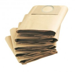 KARCHER vrecká filtračné papierové 5ks pre WD 3.xxx a MV3
