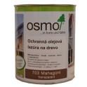 OSMO 703 ochranná olejová lazúra mahagón 2,5l