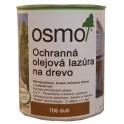 OSMO 706 ochranná olejová lazúra dub 2,5l