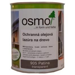 OSMO 905 ochranná olejová lazúra patina 0,75l