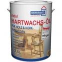 REMMERS Aidol Hartwachs-Öl 2,5L, gaštan