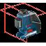 Laserové merače vzdialenosti fungujú na princípe vysielania laserových lúčov. Laserový lúč je vysielaný a prijímaný z prístroja niekoľko krát za sekundu, smerom k meranému objektu. Laserový lúč sa od objektu odrazí späť k prístroju. Počítač v prístroji vypočíta časový rozdiel medzi vysielaním a prijímaním lúčom a na základe výpočtu určí vzdialenosť. V súčasnosti sú dostupné   krížové lasery , ktoré slúžia prevažne v stavebníctve na dokončovacie práce, budovanie priečok, inštalácia zárubní.  Bodové lasery  a   líniové lasery  sa využívajú prevažne na obkladačské práce a práce v interiéri.